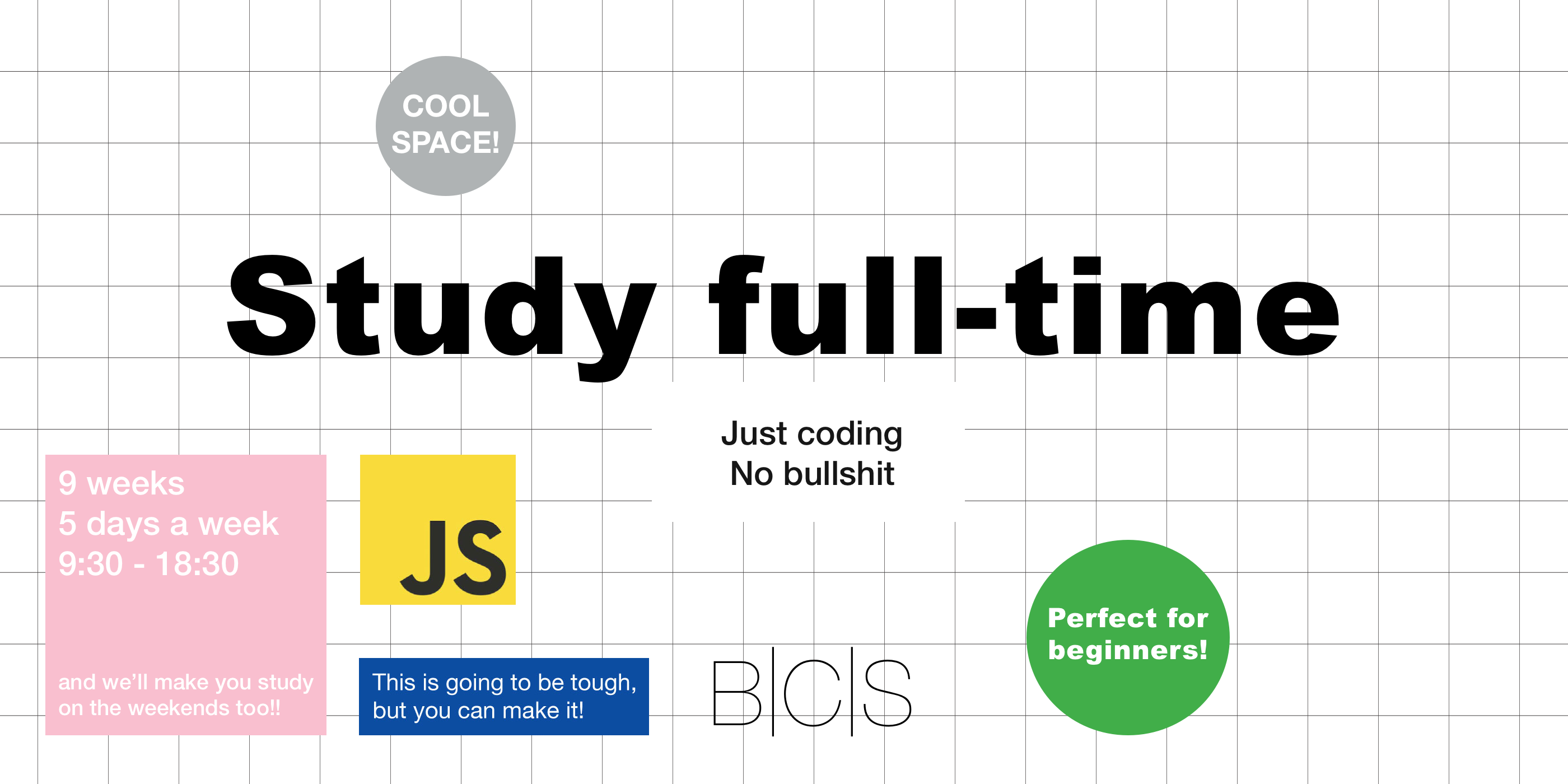 JavaScript Full-Stack Online Live Bootcamp in Barcelona Code School
